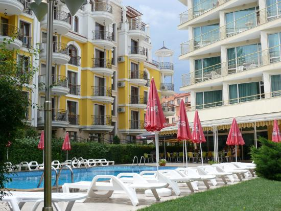Hotel Deva Bewertungen Fotos Preisvergleich Bulgarien