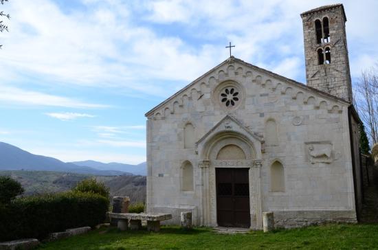 Santuario Di Santa Vittoria