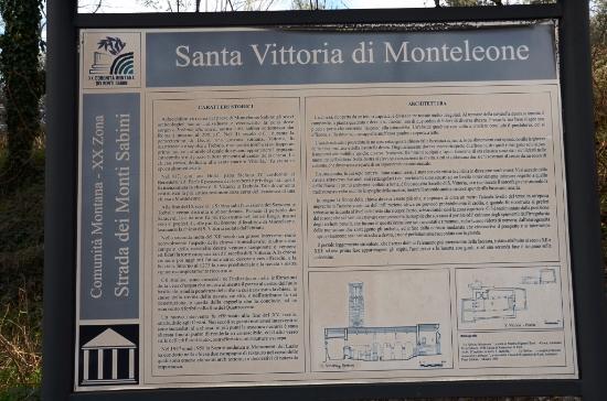 Monteleone Sabino صورة فوتوغرافية