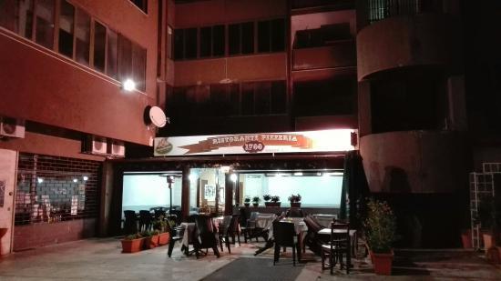 Ristorante ristorante pizzeria 1700 in roma con cucina italiana - Pizzeria con giardino roma ...