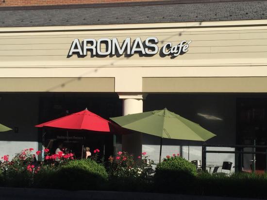 Aromas Cafe, Charlottesville