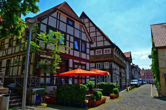 Alfeld (Leine), Германия: Restaurants in Alfeld (Bürgerschänke)