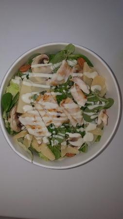 Salads And Juice
