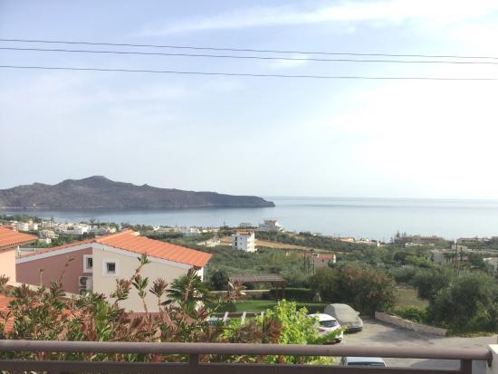 Lofos Village: Balcony view
