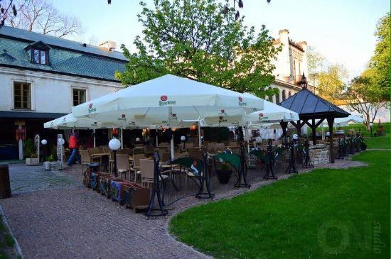 Palacyk Zielinskiego Cafe