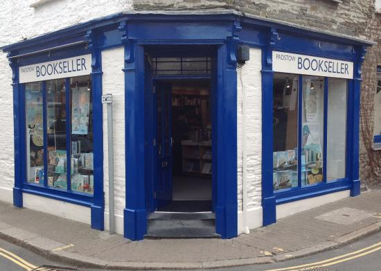 Image result for padstow book shop