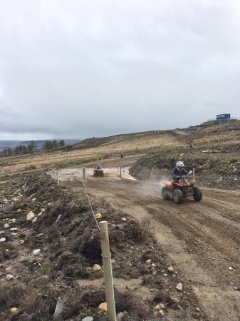 Buncrana, Ιρλανδία: Fun at Inishowen Quad Safari
