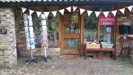 Cranleigh, UK: The Crafting Place