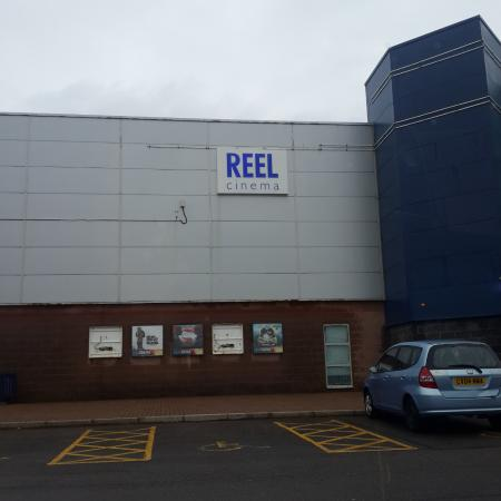 Port Talbot, UK: Reel Cinemas