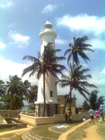 Galle Fort Lighthouse: Light House-Galle Fort,Sri Lanka -BEACH,SURFING & JET SKI TOURS - www.ceylonvoyagers.com