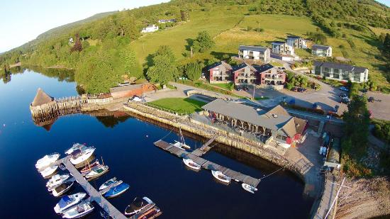 Taymouth Marina Waterfront Apartments