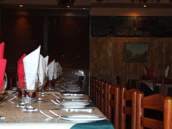 Sorrento Italian Restaurant Sunderland Menu