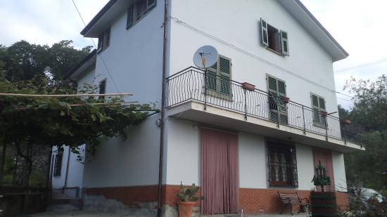 Da Fiorina: the house