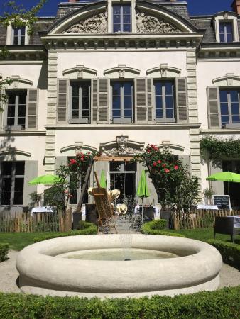 Restaurant Le Fantin Latour