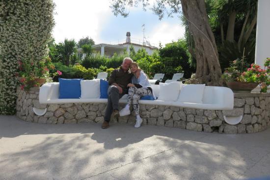 Al Mulino: angolo relax e socializzazione