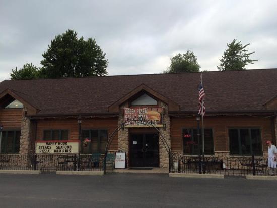 Log Cabin Restaurant Howell