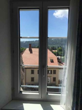 Hotel De France: view from room 206
