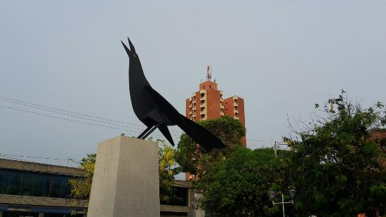 Barranquilla, Colombia: Monumento Maria Mulata