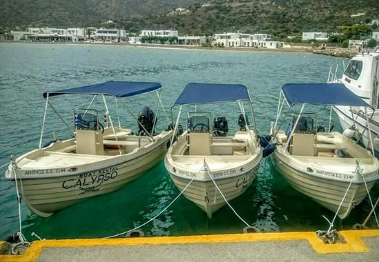 Calypso Boat Rental