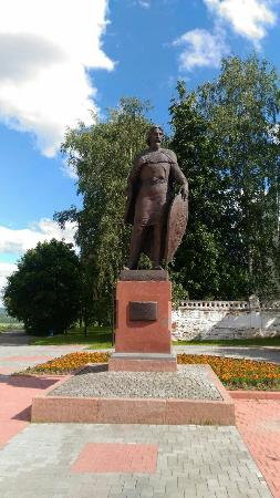 Monument to Alexandr Nevskiy