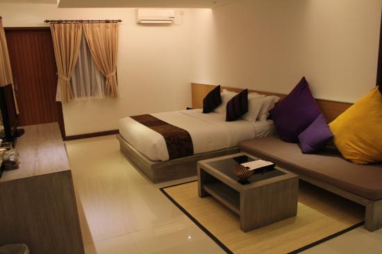 Kakiang Bungalows: Premier Room