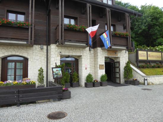 Pensjonat Kazimierski: Entrance to Hotel
