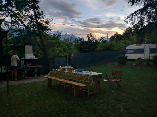 Camping Monte Bianco Foto