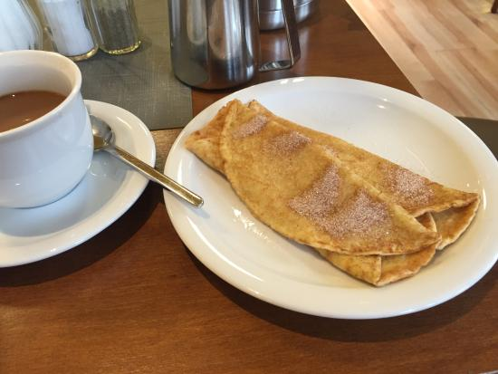 Baunatal, Allemagne : GREAT coffee and crepes