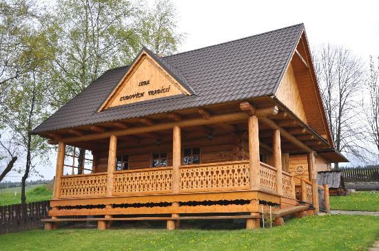 Goralenmuseum Izba Ludovych Tradicli