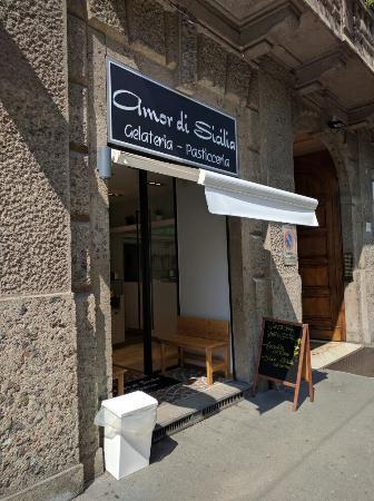Amor Di Sicilia Gelateria