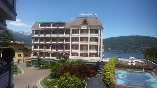 Hotel Splendid: Blocco centrale