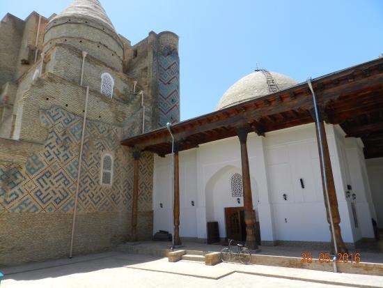 Шахрисабз, Узбекистан: La Mosche