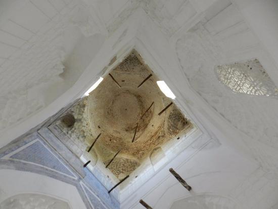 Шахрисабз, Узбекистан: La volta della cupola