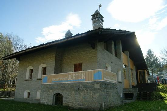 La Thuile, Italia: La Casa Museo