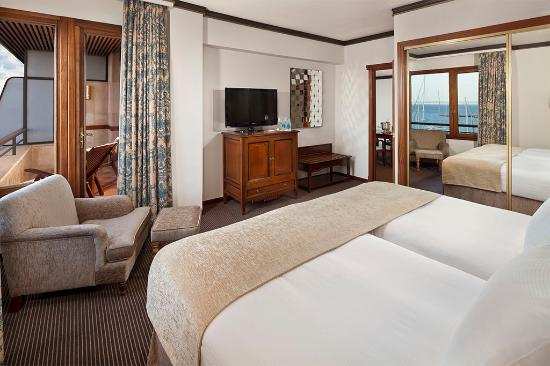Gran Melia Victoria: RED LEVEL ONE BEDROOM SUITE - ROOM