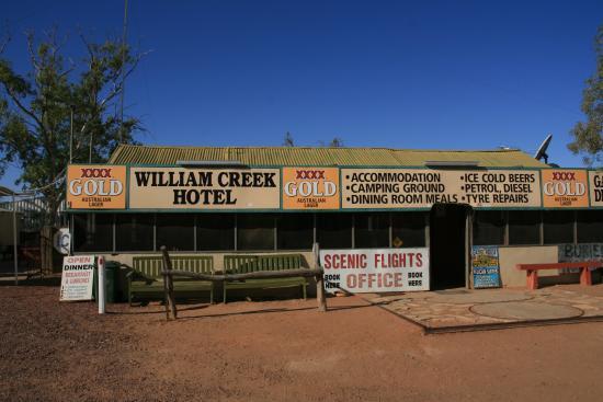 Irgendwo im Nirgendwo: Tolles Hotel, beste Verpflegung, einfache Unterkunft