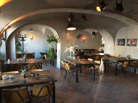 Susice, Tjeckien: Restaurace