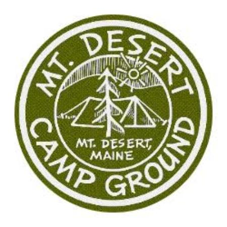 Mount Desert Campground: Mt. Desert Campground