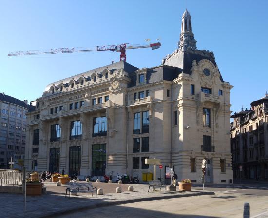 Hôtel des Postes de Dijon