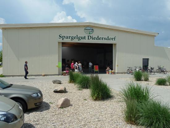 Spargelgut Diedersdorf: Butik