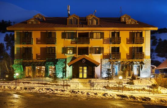 Dedeman Paladoken Ski Lodge : Dış Cephe