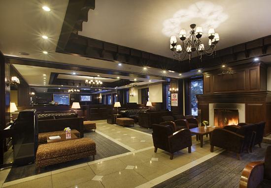 Dedeman Paladoken Ski Lodge: Lobby Bar