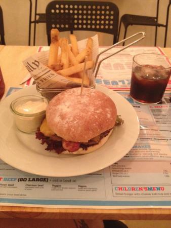 Burgerklubben Barcelona