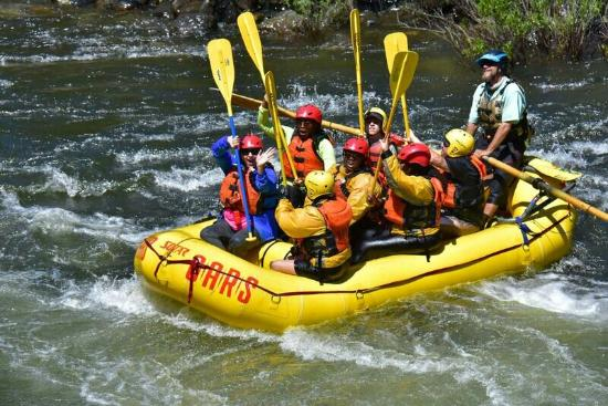 O.A.R.S. California Rafting - Day Tours