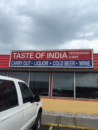 Spiceland, Индиана: Taste Of India