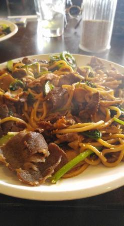 Gobi Mongolian BBQ: DIY Plate