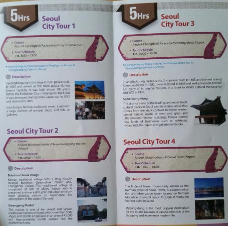 Incheon, Korea Południowa: 5 hours transit tours