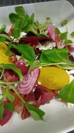 Dingus McGee's: Fresh Beet Salad