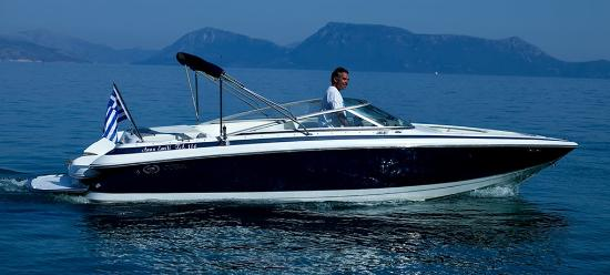 Nikiana, Greece: Sport Boat Charter- A day to remember