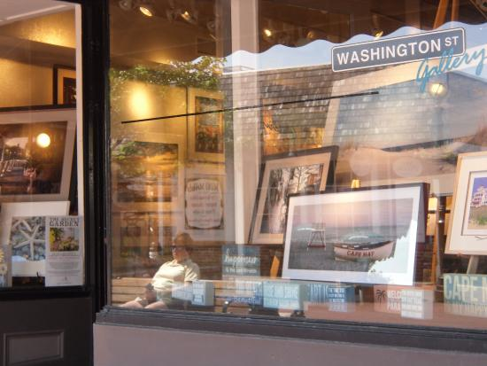 ‪Washington Street Gallery‬